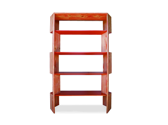 IRO Open Shelf